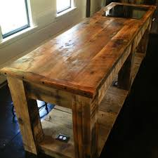 rustic kitchen islands for sale crafted rustic kitchen island by e b mann custommade com