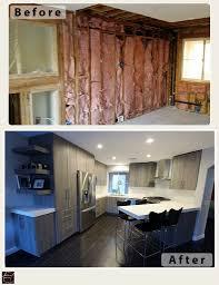 santa ana modern gray u shaped kitchen remodel with sophia line