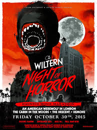 halloween horror nights contests the wiltern u0027s night of horror haunted movie marathon hollywood