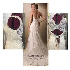 wedding dress alterations customized wedding dress alteration irene s label