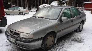 1995 opel vauxhall vectra 2 0 cdx lhd review engine starting