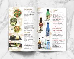 takeaway menu u0026 flyer design for ukai gastropub u2013 lavender home