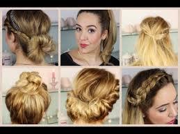 Einfache Frisuren Lange Wellige Haare by Einfache Schnelle Frisuren Für Den Alltag Schule Uni Unter 5