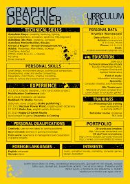 Experienced Graphic Designer Resume My Graphic Designer Cv Project By Kryzysaa On Deviantart