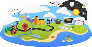 googlwe maps education maps