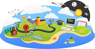 googal maps education maps