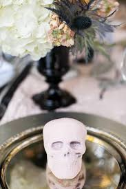 sophisticated halloween wedding ideas united with love