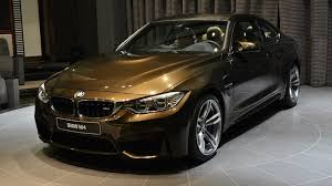m4 coupe bmw 2015 bmw m4 coupe pyrite brown edition review top speed