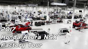 motorworld group 2017 lexus gs honda acura nsx factory tour production youtube