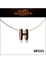 black rose pendant necklace images Buy real solid 18k gold copy cheap hermes h pendant necklace jpg