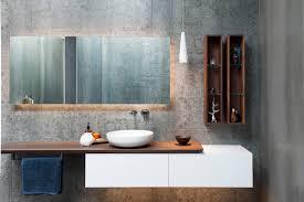 Stunning Powder Rooms Minosa Main Bathroom Meets Powder Room With Stunning Result
