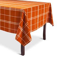 plaid tablecloth threshold target