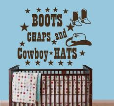 online shop 2016 new children room wall decals quotes boots chaps online shop 2016 new children room wall decals quotes boots chaps and cowboy hat decal boy room sticker decor os1466 free shipping aliexpress mobile
