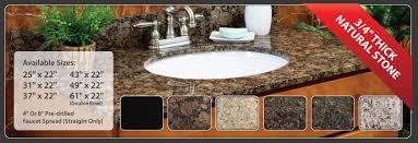 lesscare u003e bathroom u003e vanity tops u003e granite tops