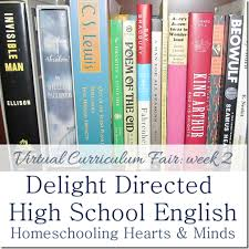 themes in the education of little tree homeschooling hearts minds delight directed high school english