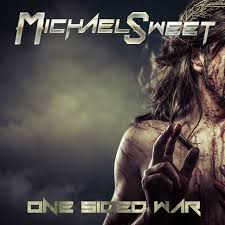 stryper frontman michael sweet to release one sided war solo album