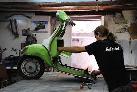 Scooter Chair The Making Of The Scooter Chairs By Bel U0026bel Offcyclers