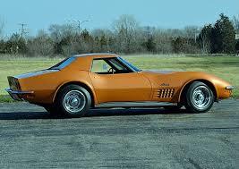 corvette zr2 1971 zr2 corvette to be offered at mecum kissimmee corvette