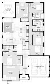 Floor Plans For Large Families by Large Family House Plans Australia House List Disign