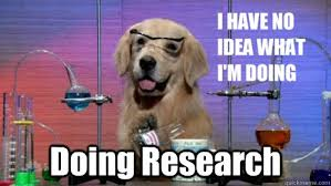 Research Meme - doing research doing research quickmeme