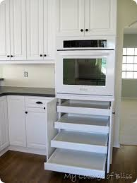 Kitchen Appliance Storage Ideas Best 25 Pull Out Pantry Shelves Ideas Only On Pinterest Pull