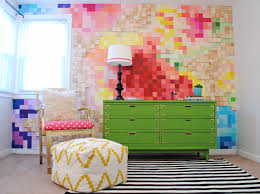 pixelated wall tutorial painting is one of our all time favorite things to do it can change the look of virtually anything and breathe new life into almost anything