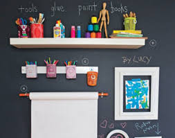 Art And Craft Room - hello wonderful 8 bright and colorful playrooms