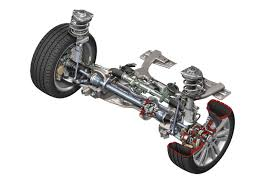 car front suspension mercedes benz blog the technical highlights of the new mercedes b