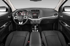 Dodge Journey Black - 2015 dodge journey cockpit interior photo automotive com
