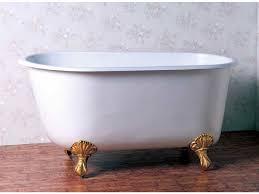 How To Refinish A Clawfoot Bathtub Popular Cast Iron Clawfoot Tub Style How To Paint A Cast Iron