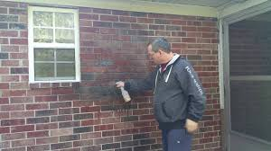 how to remove barbecue grill smoke from brick youtube