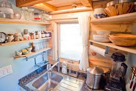 Tiny House Kitchens by Solar Tiny House Project On Wheels Idesignarch Interior Design