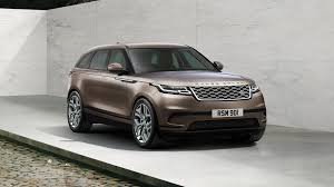 land rover car the new range rover velar overview land rover