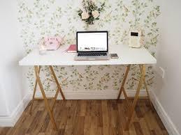 Diy Ikea Desk Ikea Diy Desk Hack Hometalk