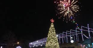clayton tree lighting 2017 christmas lights where to find them in louisiana