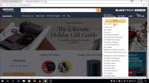 amazon black friday deals web site create amazon account 2017 amazon com sign up and account setup