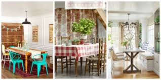 French Country Dining Room Decor Country Decorating Ideas Kitchen Design