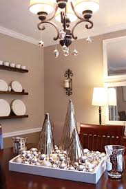 Best Dining Room Table Centerpiece Ideas Images On Pinterest - Dining room table christmas centerpiece ideas
