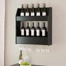 hanging u0026 wall mounted wine racks hayneedle