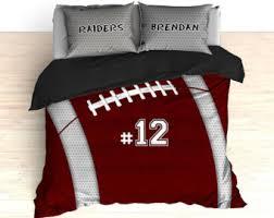 Maroon Comforter Personalized Softball Bedding Custom Comforter Custom Duvet
