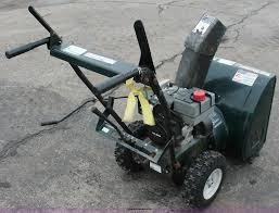 mtd yard machines snow blower item ah9182 sold may 1 mi