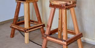 Home Decor Magazines Nz by Stools Wooden Tractor Seat Bar Stools Wonderful On Modern Home