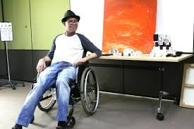Bartholomew The Blind Man Blind Artists Pave The Way For More Exhibitions To Showcase Their