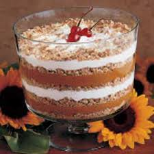 pumpkin trifle recipe taste of home