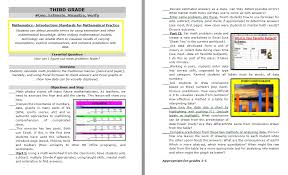 3rd grade common core lesson plans structured learning