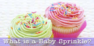 what is a sprinkle shower what is a baby sprinkle