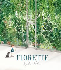 florette u0027 by anna walker picture book publication march 2017