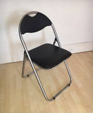 Fold Up Desk Chair Fold Up Chairs Ebay