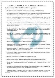 curriculum agreements