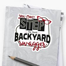 Backyard Song Miranda Inspired You Can U0027t Step To This Backyard Swagger